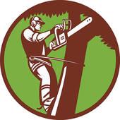 170x170 Arborist Clip Art
