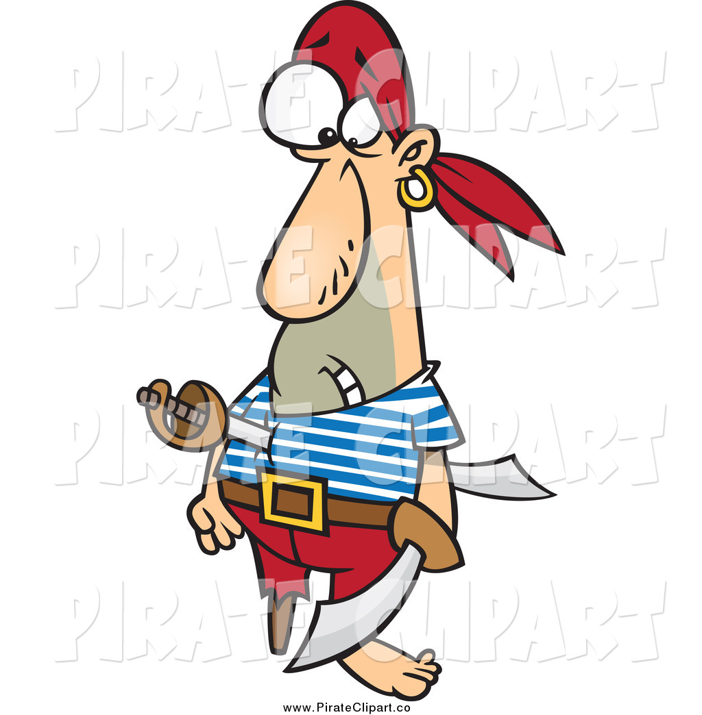 1024x1044 Stab Clipart Vector Cliprt Of Surprised Pirate Stabbed