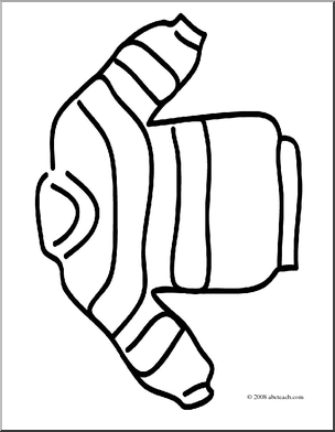 304x392 Clip Art Basic Words Sweater Clipart Panda