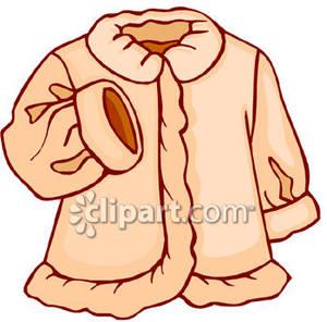 300x296 Coat Clipart Kid Sweater