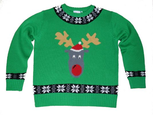 534x400 Ugly Christmas Sweater Clip Art