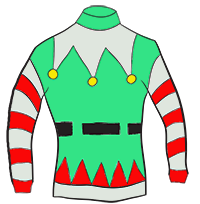 200x204 Christmas Sweater Clipart Png