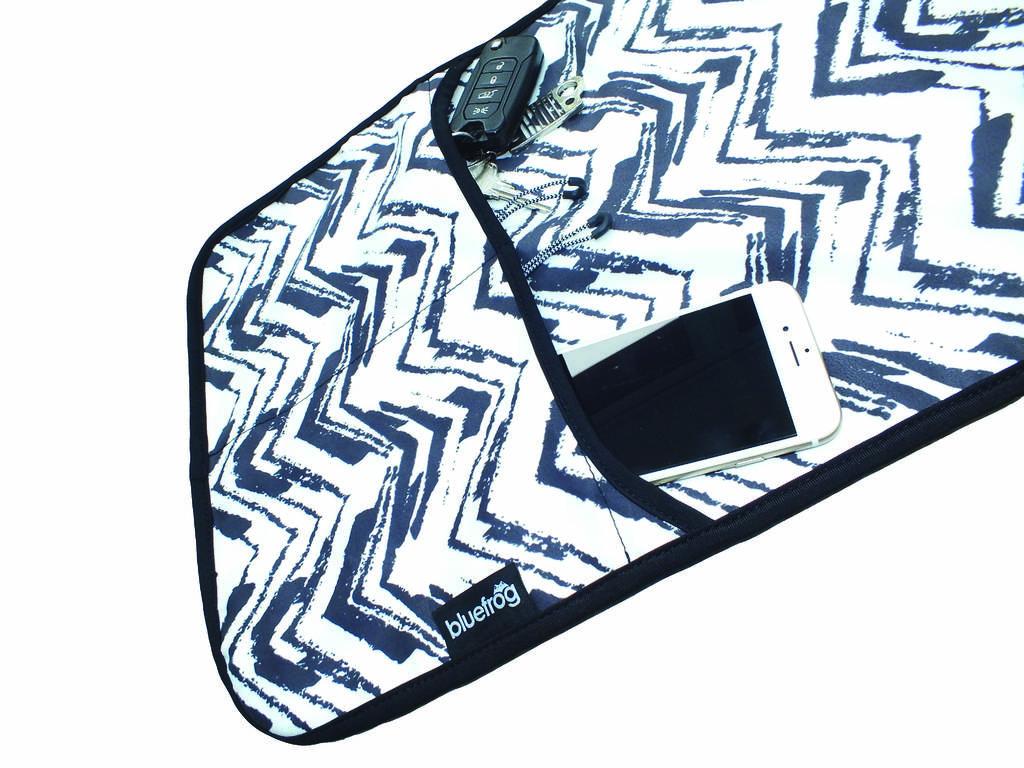 1024x768 Split Pocket Sweat Towel By Blue Frog