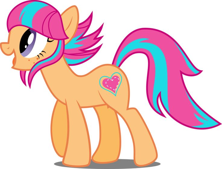 736x560 Ponified Sour Sweet By Xebck On My Little Pony