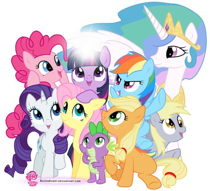 736x670 Best My Little Pony Wallpaper Ideas My Little