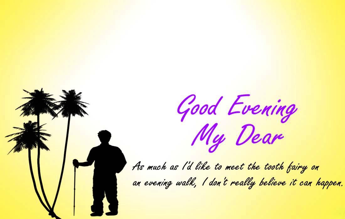 1100x700 Best} Good Evening Sms Shayari Quotes In Hindi