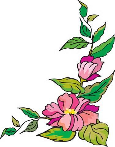 Sweet Pea Flower Clipart
