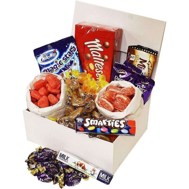 800x800 Retro Sweet Boxes Amp Old Fashioned Tuck Boxes Delivered Worldwide