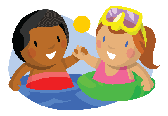 575x399 Boy Swimming Clipart Clipartfest Cartoon 2