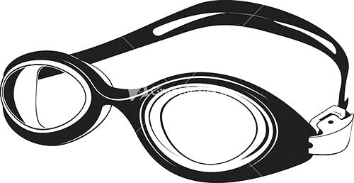 500x258 Swim Clipart Male Swimming Swimming Clipart Black And White Free