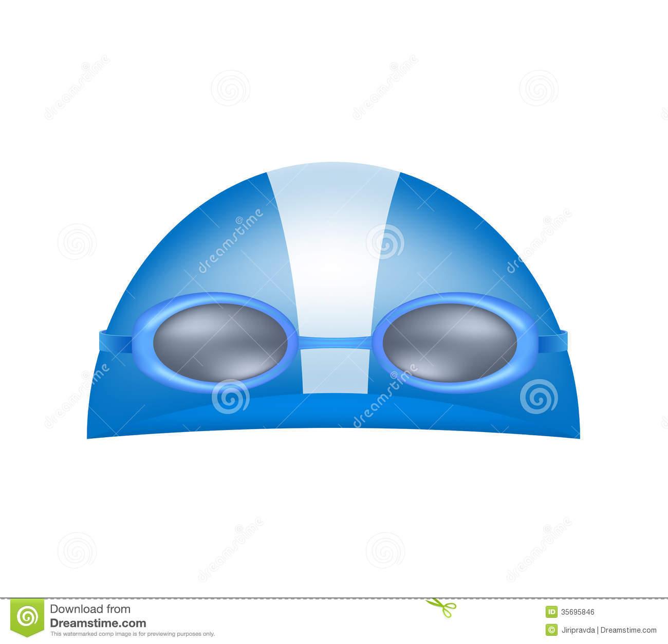 1300x1252 Goggles Clipart Swimming Cap
