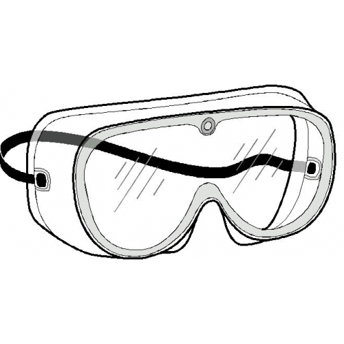 500x500 Safety Science Goggles Clipart Sonspark Labs Clip Art