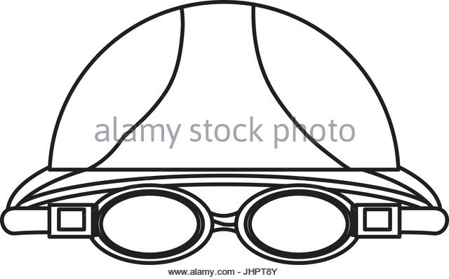 640x398 Swimming Stock Vector Images