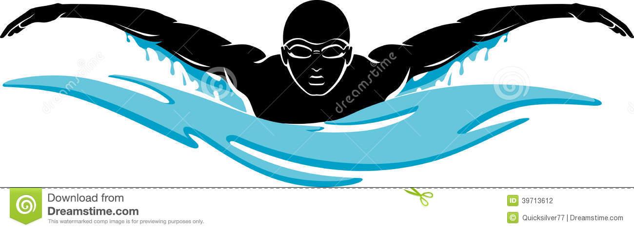 1300x474 Top 70 Swimming Clip Art