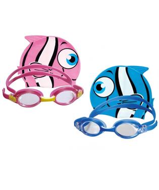 315x375 Fun Swim Goggles Clipart