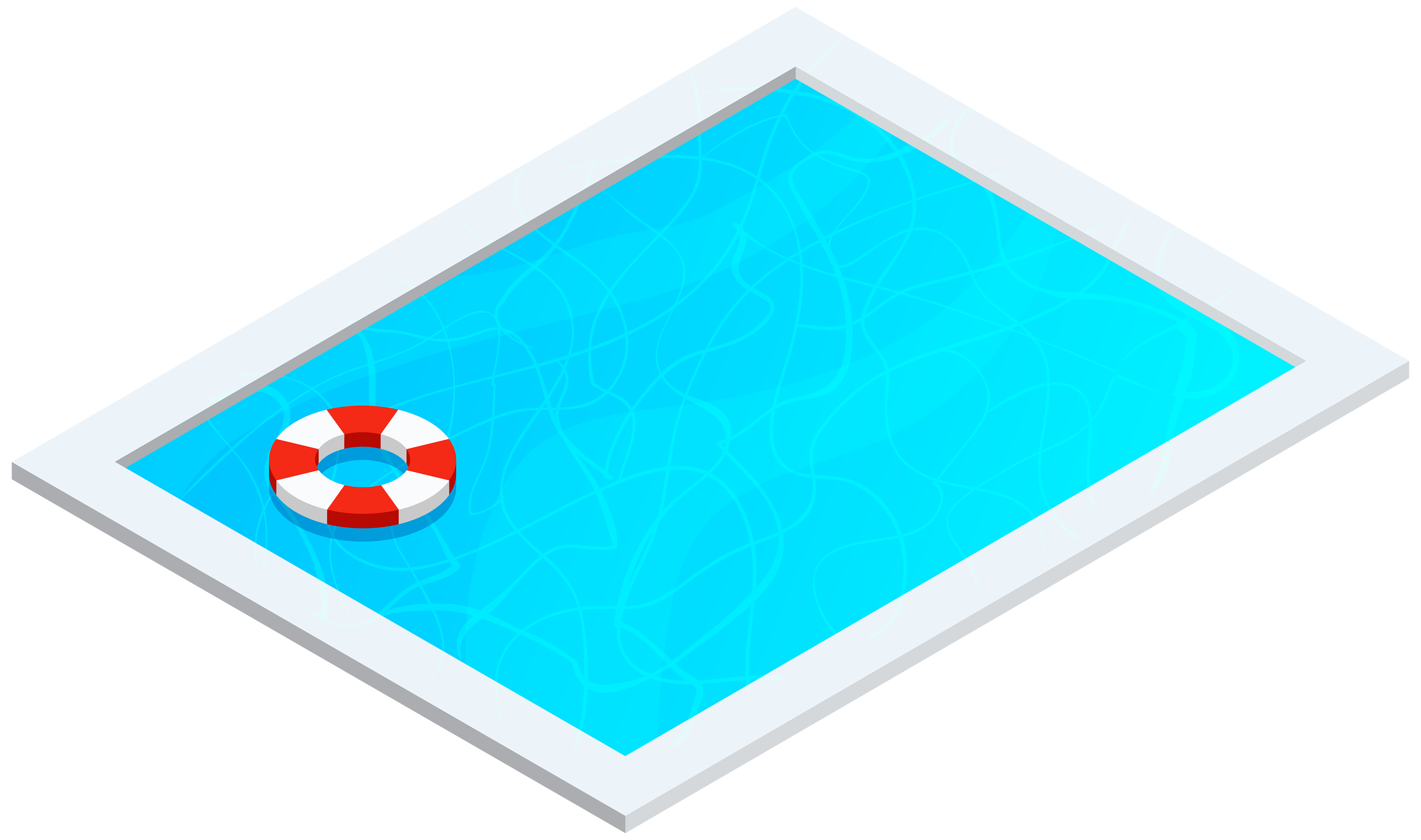 4000x2367 Swimming Pool Png Clipart