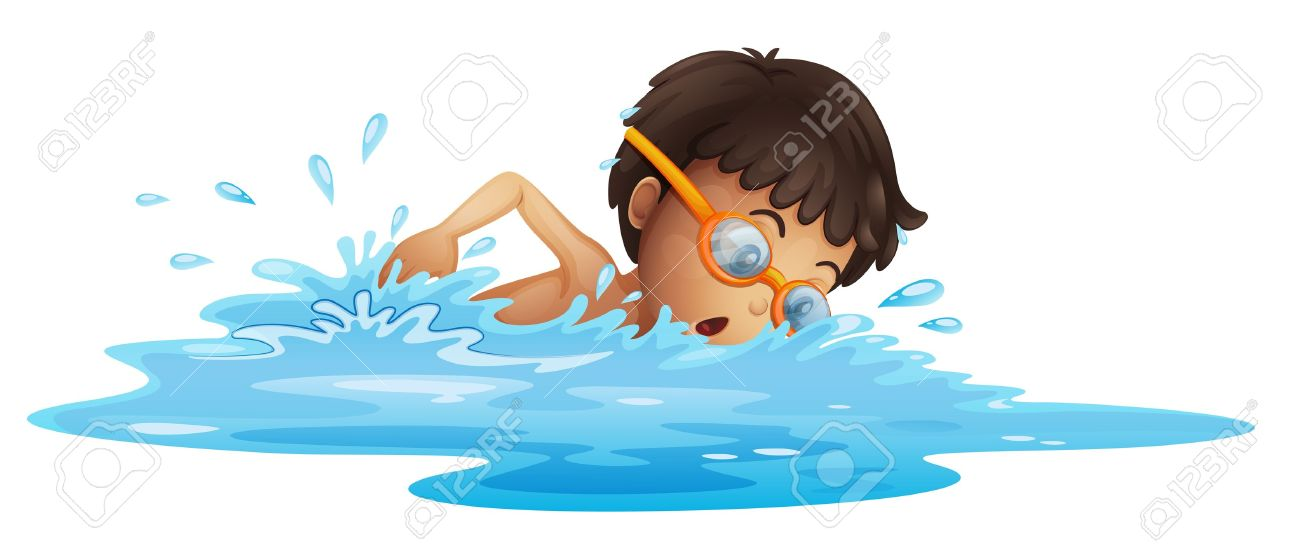 1300x548 Girls Swim Team Clip Art