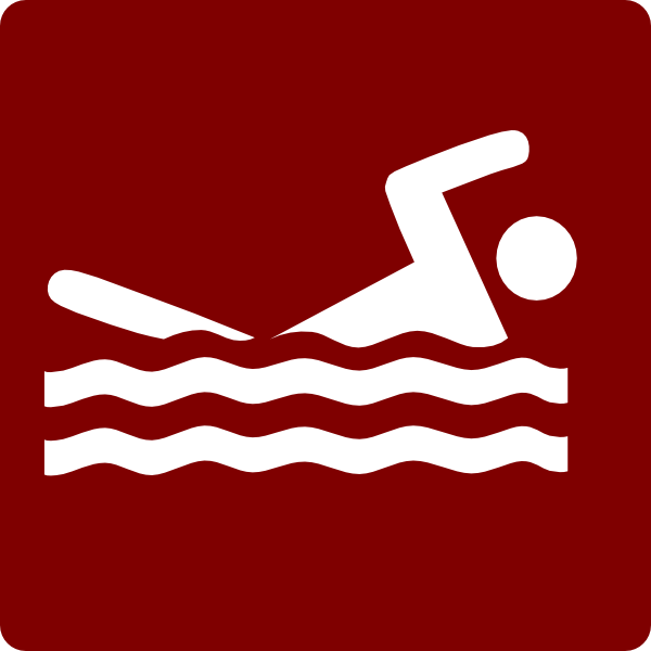 Swimmer Clipart Free