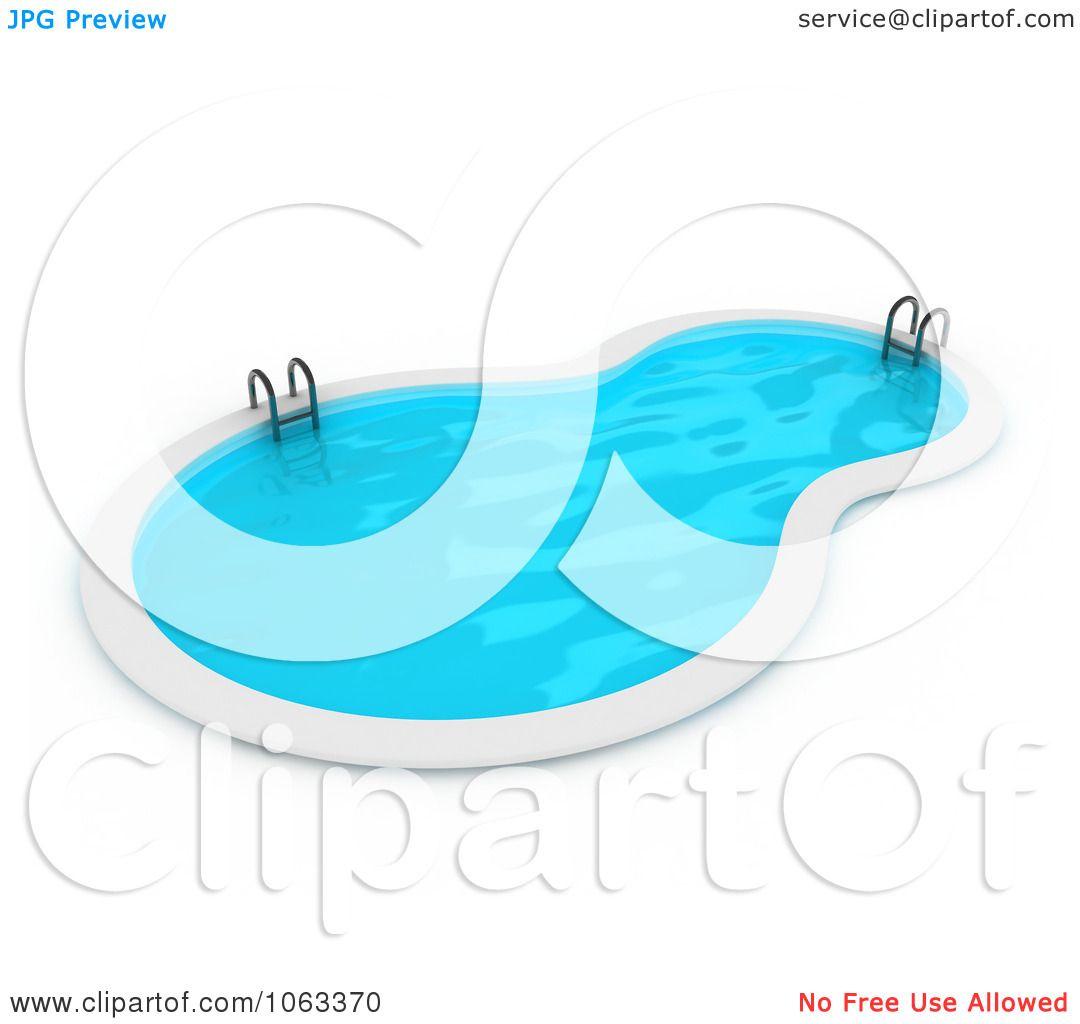 1080x1024 Inground Swimming Pool Clip Art Cliparts