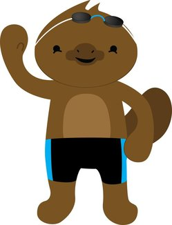 249x326 Swimmer Graphics, Vector Swimmer