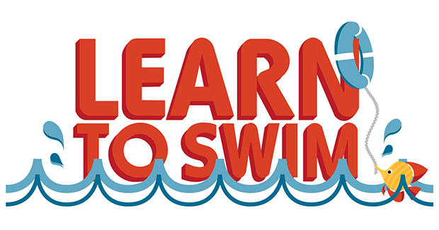 620x325 Swimming Clipart Learn To Swim