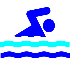 300x291 Top 70 Swimming Clip Art