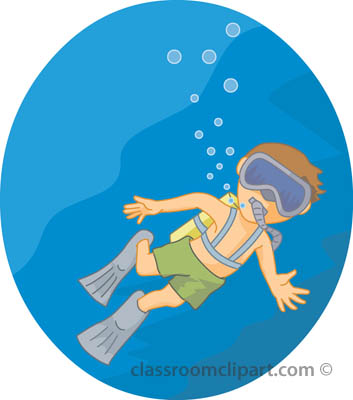 353x400 Swimming clipart transparent