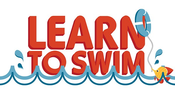 600x325 Diving Clipart Learn To Swim