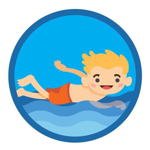 500x500 Graphics For Graphics Swimming Lessons