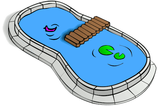 506x340 Clipart Free Pool