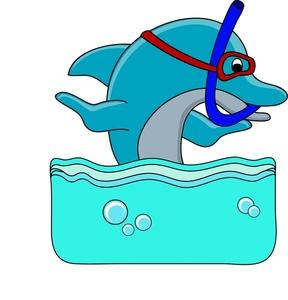 288x300 Pool Clipart Cartoon