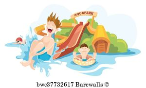 Swimming Pool Cartoon Images