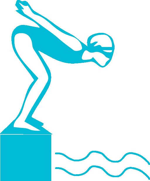 512x617 Extraordinary Swimmer Clip Art Swimming Pool Clipart Black