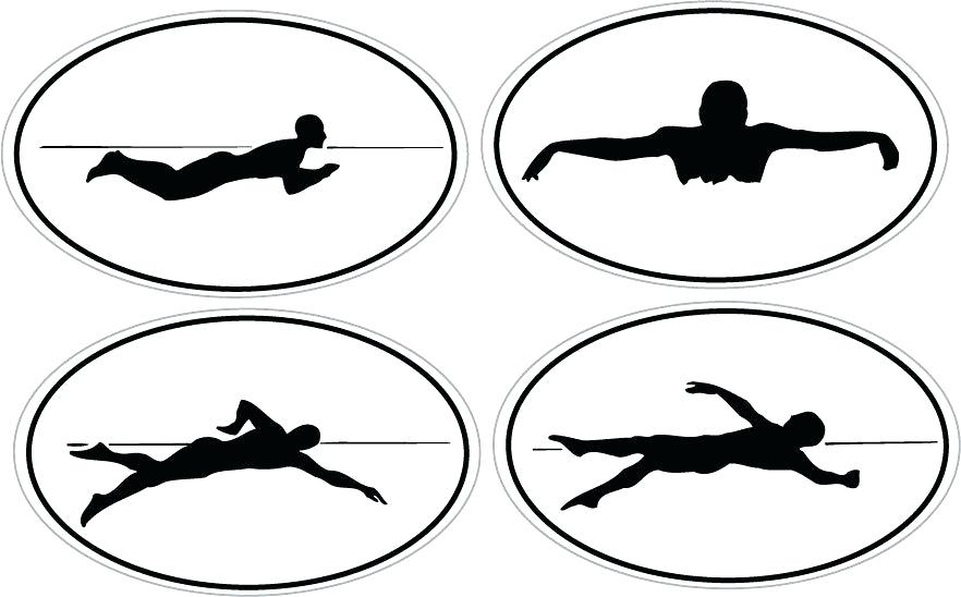 882x548 Swim Clipart Swim Team Clip Art Black And White Swimming 3 Clip