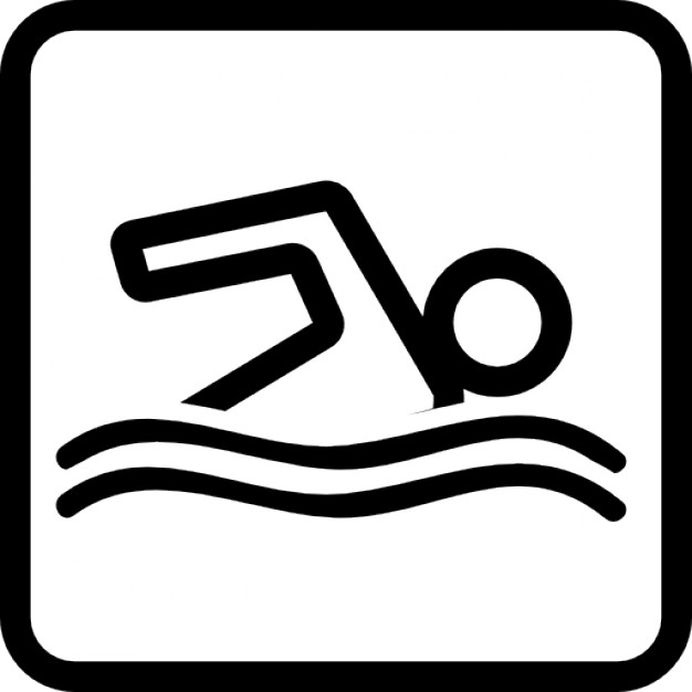 626x626 Swimming Pool Signs Vectors, Photos And Psd Files Free Download