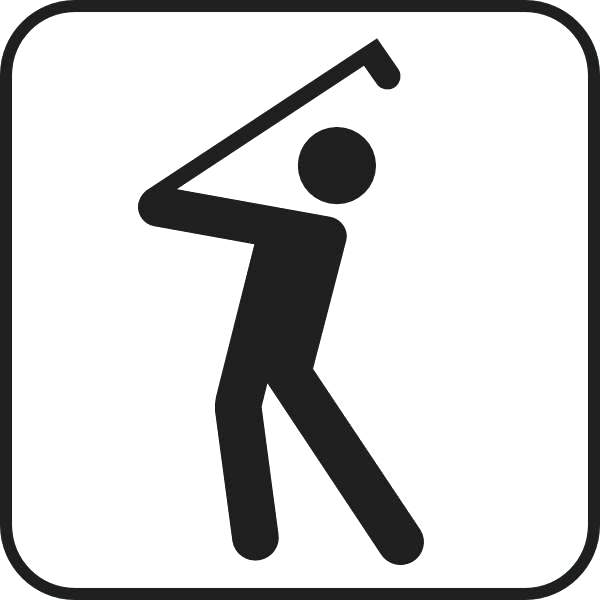 600x600 Swing Clipart Pin Swing Sketch 1 Free Golf Swing Clipart