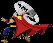 180x148 Thor Hammer Swing Disney Clipart Clip Art