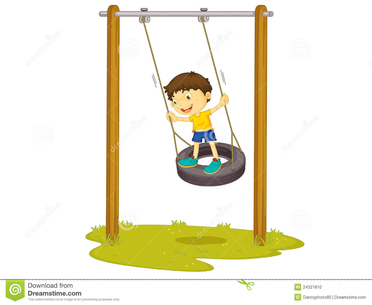 1300x1065 Swing Set Fail Clipart