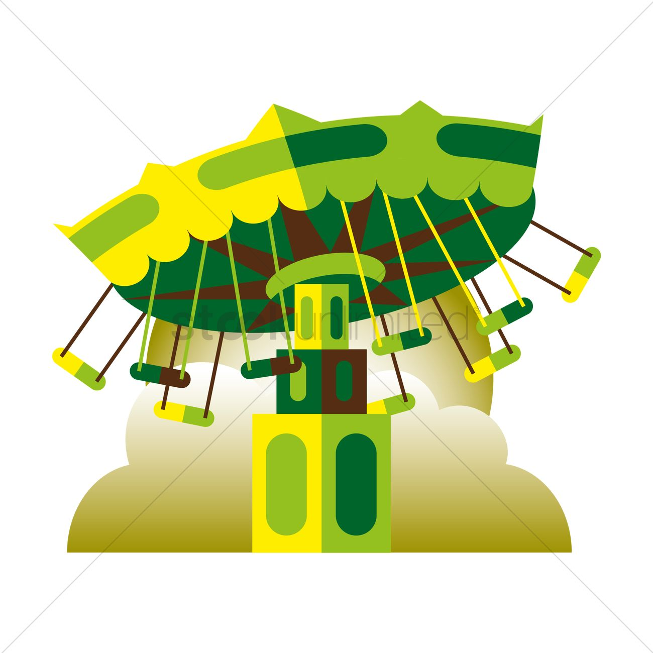 1300x1300 Ride Clipart Swing Ride