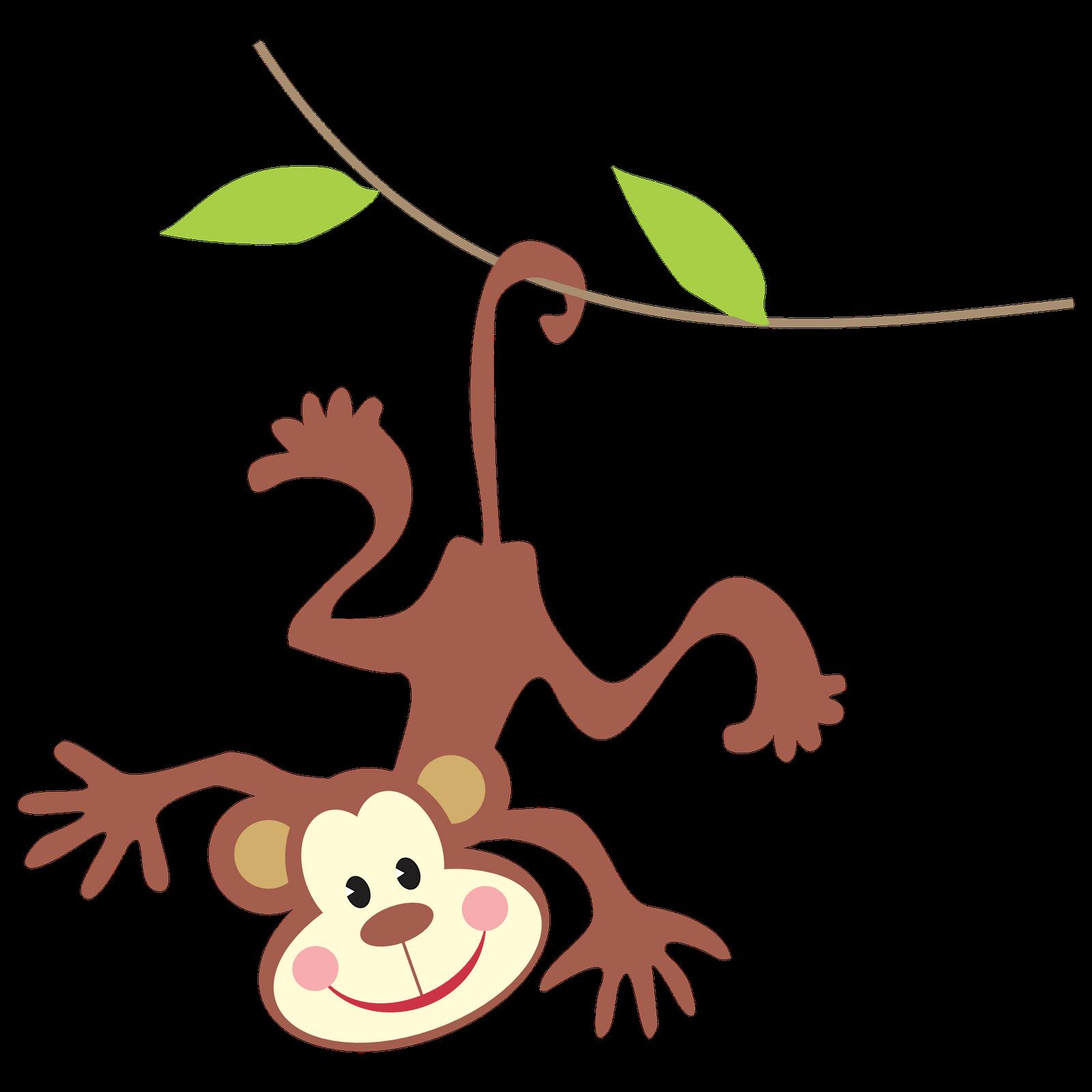 1600x1600 Clip Art Baby Monkey Clipart