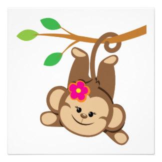 324x324 Mod Monkey Girl Clipart