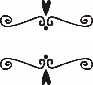 300x273 Border Swirls Cliparts 183381