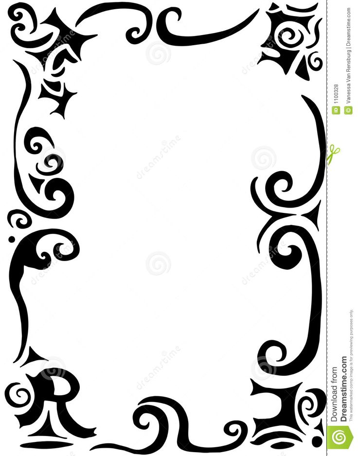 736x938 145 Best Scrolls Flourishes Borders Images Cards