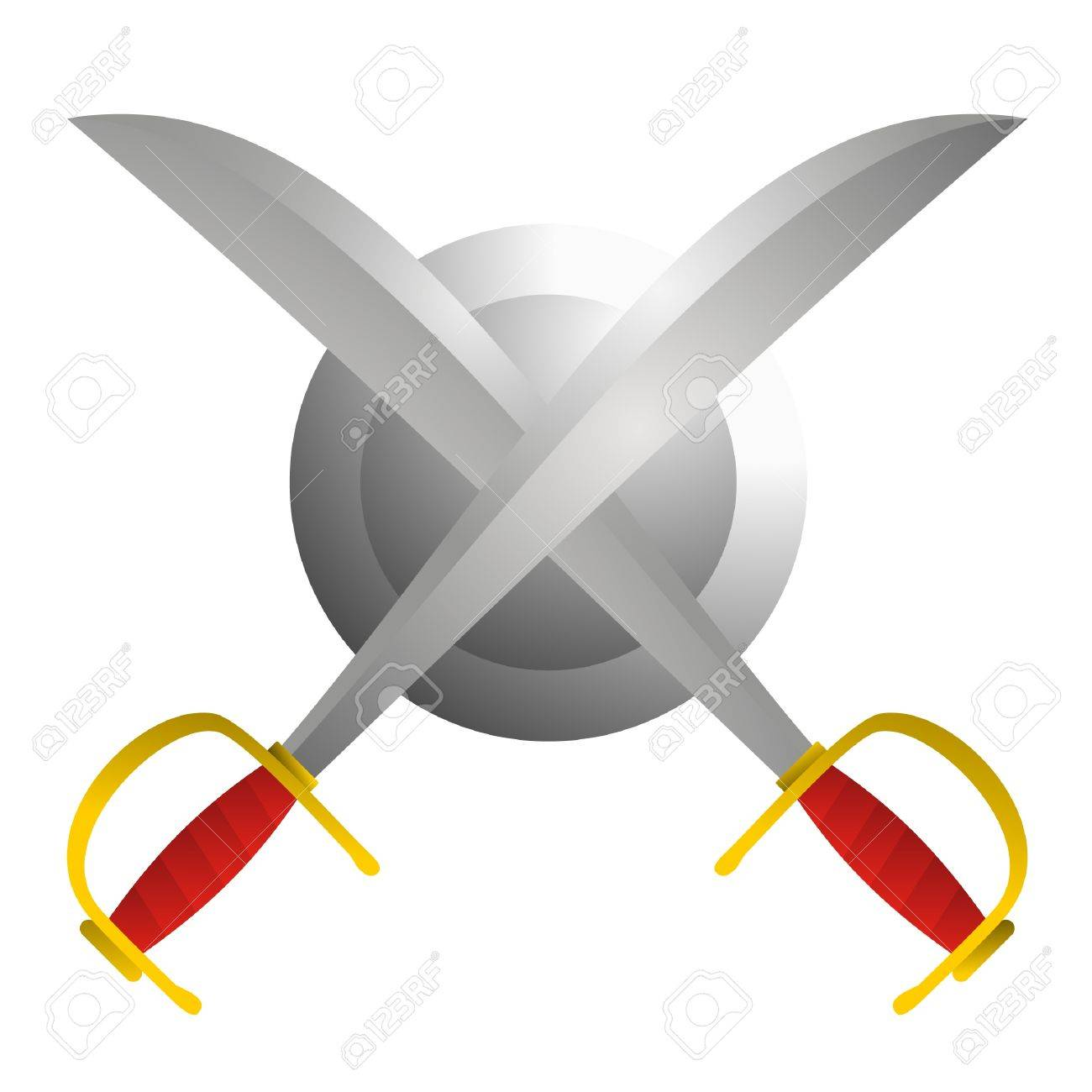 Sword And Shield Symbol