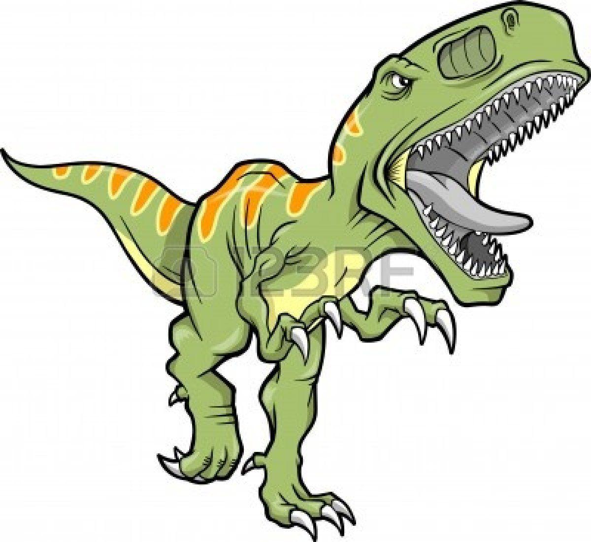 1200x1101 Rex Dinosaur Clip Art 3753100 Ilustraciones Vectoriales De Un T