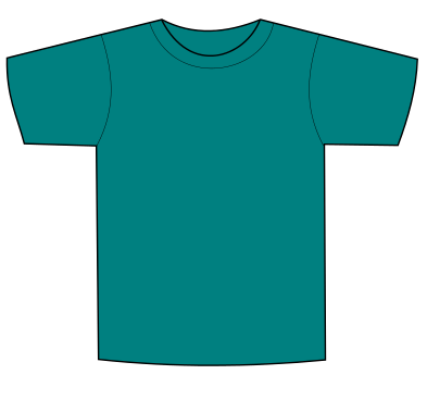393x379 Cool T Shirt Clipart