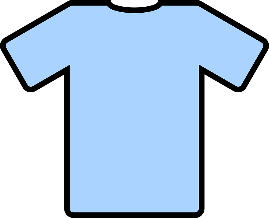 889x720 Shirt Clipart Animated
