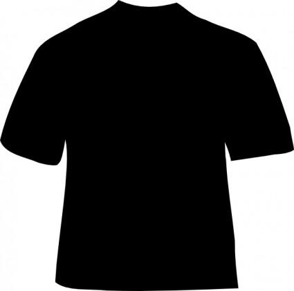 425x420 T Shirt Clip Art Vector Clip Art Free Vector Free Download