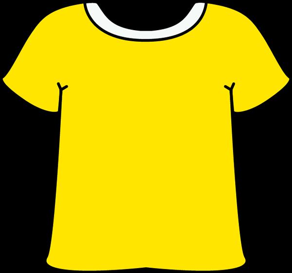 600x562 T Shirt Shirt Free Clip Art Image 5