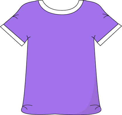 417x394 Colorful Clipart T Shirt